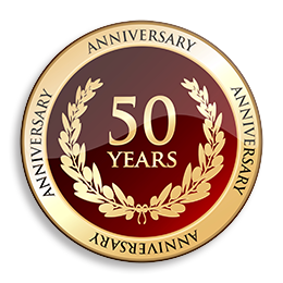 50th anniversary registration