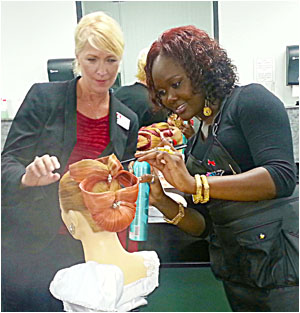 Training in Cosmetology
